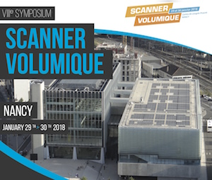 Symposium Scanner volumique